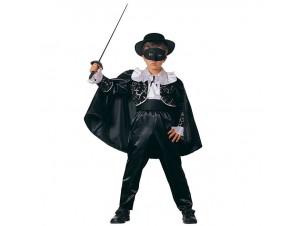 Αποκριάτικη στολή Μαύρος Καβαλάρης