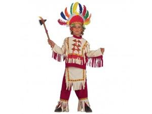 Αποκριάτικη στολή Μικρός Ινδιάνος