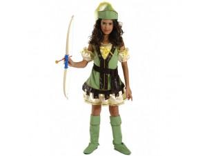 Αποκριάτικη στολή Κορίτσι Ρομπέν
