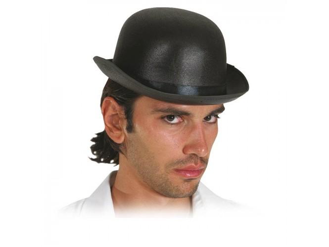 Αποκριάτικο καπέλο Σαρλω - 10060