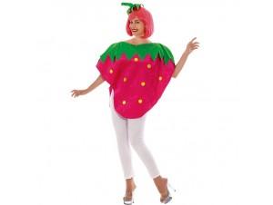 Αποκριάτικη στολή Φράουλα