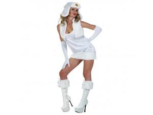 Αποκριάτικη στολή Sexy Ρωσίδα
