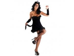 Αποκριάτικη στολή Sexy cat woman