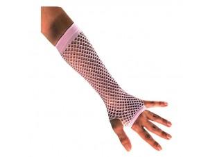 Αποκριάτικα διχτυωτά μακριά ανοιχτά γάντια