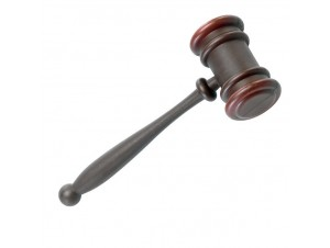 Αποκριάτικο Σφυρί Δικαστή