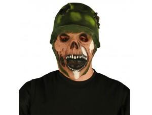 Αποκριάτικη μάσκα στρατιώτη