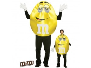 Αποκριάτικη στολή m&m
