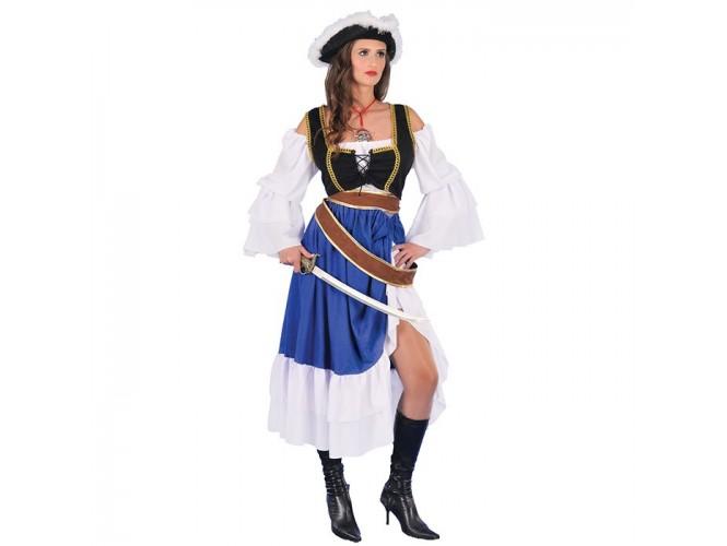 Αποκριάτικη στολή Πειρατίνα