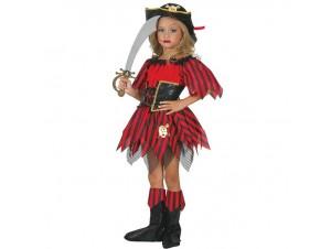Αποκριάτικη στολή Μικρή Πειρατίνα