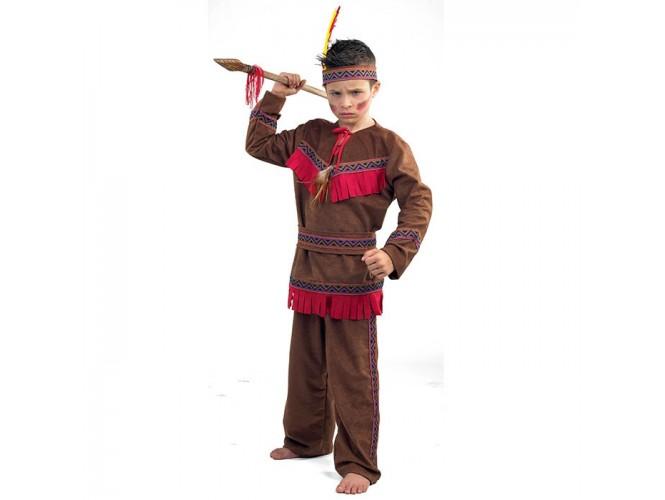 Αποκριάτικη στολή Ινδιάνος