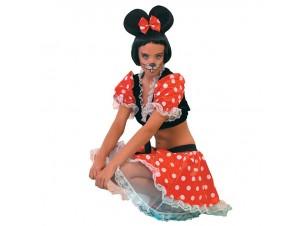 Αποκριάτικη στολή Sexy Ποντικίνα
