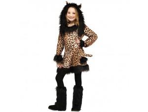 Αποκριάτικη στολή λεοπάρδαλη