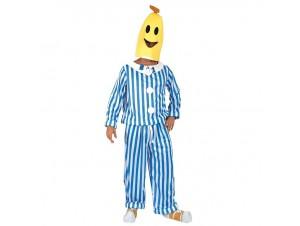 Αποκριάτικη στολή Πυτζάμα Μπανάνα