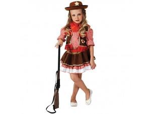 Αποκριάτικη στολή Μικρή Καουμπισα
