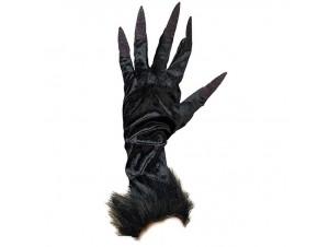 Αποκριάτικο αξεσουάρ Γάντια Μάγισσας.