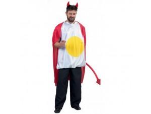 Αποκριάτικη στολή Διαβολοαυγό