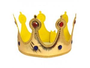 Αποκριάτικο Αξεσουάρ Στέμμα Βασιλιά