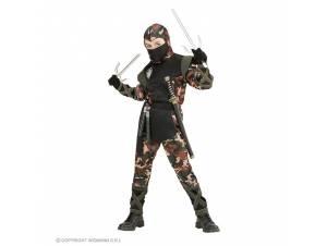Αποκριάτικη παιδική στολή Νίντζα πολεμιστής