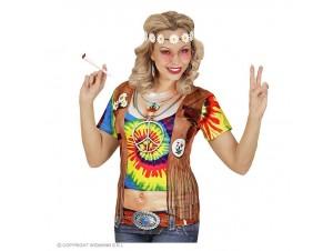 Αποκριάτικο μπλουζά Χίππισα