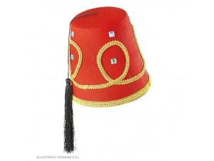 Αποκριάτικο καπέλο φέσι