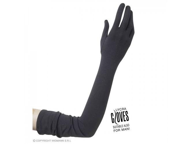 Αποκριάτικα μακριά ελαστικά γάντια