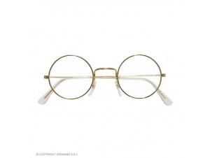 Αποκριάτικα γυαλιά στρογυλλά