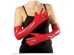 Αποκριάτικα γάντια από βινύλιο