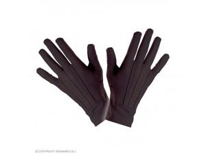 Αποκριάτικα μαύρα γάντια