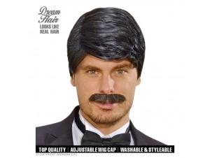 Αποκριάτικο Set με περούκα playboy
