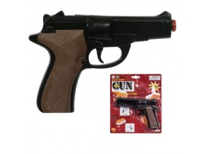 Αποκριάτικο πιστόλι μεταλλικό