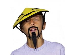 Αποκριάτικο μουστάκι Κινέζου