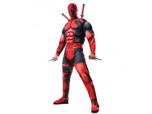 Αποκριάτικη στολή Deadpool Deluxe