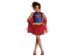Αποκριάτικη παιδική στολή Supergirl