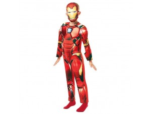 Αποκριάτικη παιδική στολή Iron Man