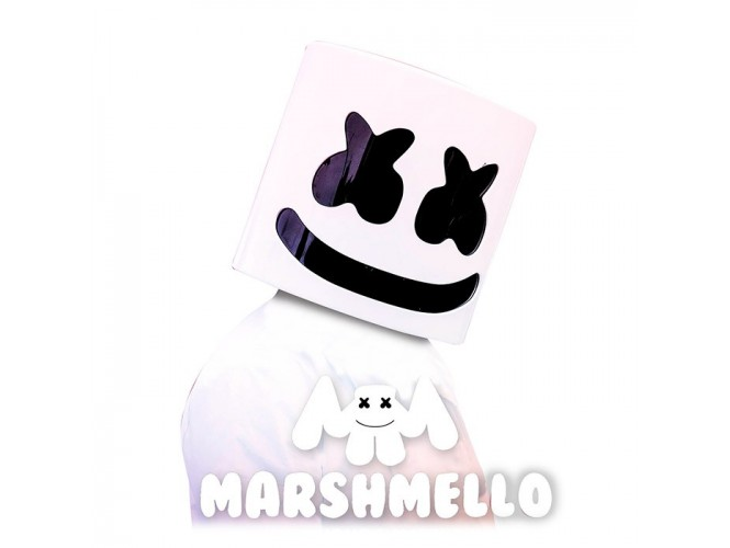 Αποκριάτικο καπέλο Marshmello