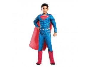 Αποκριάτικη παιδική στολή Superman Deluxe