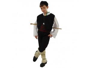 Παιδική Παραδοσιακή Στολή Θρακιώτης