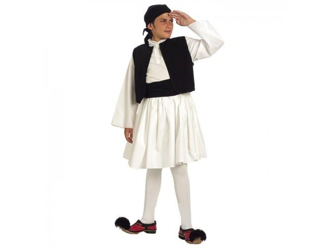 Παιδική Παραδοσιακή Στολή Κλεφτόπουλο