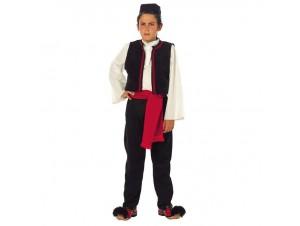 Παιδική Παραδοσιακή Στολή Σαρακατσάνος