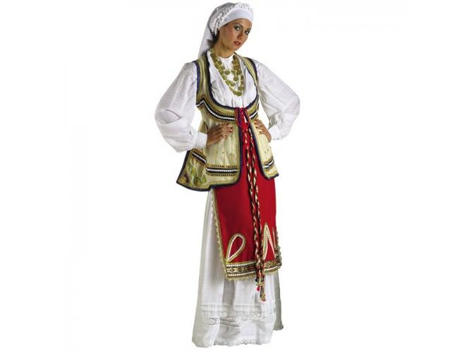 Παραδοσιακή Στολή Ρούμελη - Φθιώτιδα