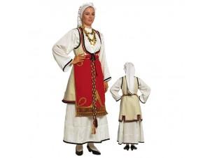 Παραδοσιακή Στολή Στερεά Ελλάδα