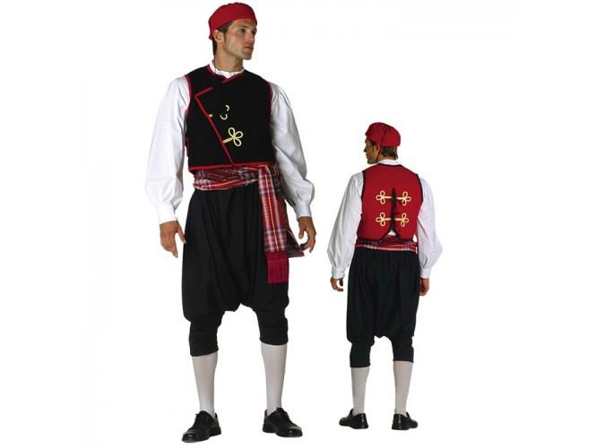 Παραδοσιακή Στολή Κυκλαδίτης