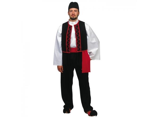 Παραδοσιακή Στολή Σαρακατσάνος