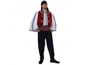 Παραδοσιακή Στολή Θρακιώτης-Έβρος