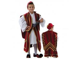 Παραδοσιακή Στολή Οπλαρχηγός