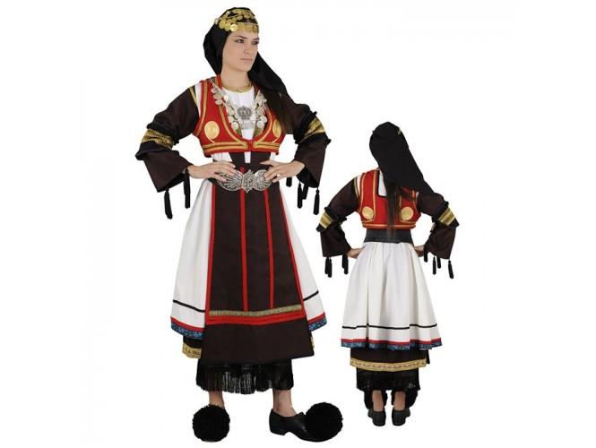 Παραδοσιακή Στολή Καραγκούνα