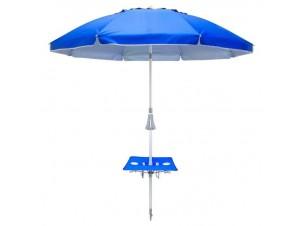 Ομπρέλα Θαλάσσης αλουμινίου 2,10 μ.