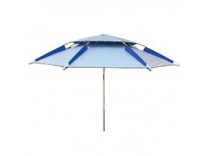Ομπρέλα Θαλάσσης αλουμινίου 2,20 μ.