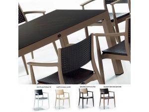 REGNUM τραπέζι κήπου 150x90