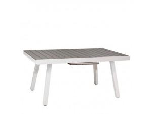 Τραπέζι Αλουμινίου Polywood επεκτεινόμενο